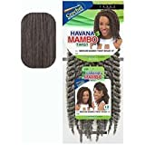 Noir Havana Mambo Twist Braid 12 - Color 44 - Synthetic Braiding by nOir