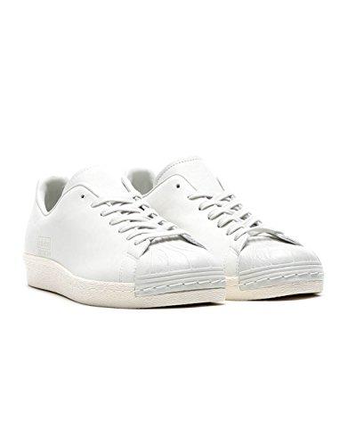 Scarpa Sneaker Adidas Superstar 80s Nuova Taglia Eu 38.5 Us 6 Uk 5.5