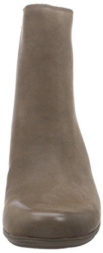 RockportTM75MMH CHELSEA - botas chelsea Mujer Marrón - Braun (D GRANITE NUBUCK)