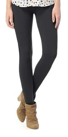 Splendid French Terry Legging (Extra Small, Black)