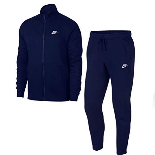 Nike Men's Sportswear Tracksuit (Blue Void, ()