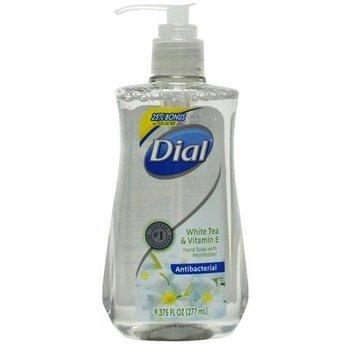 Dial Liquid Hand Soap, White Tea/Vitamin E, 7.5 Ounce