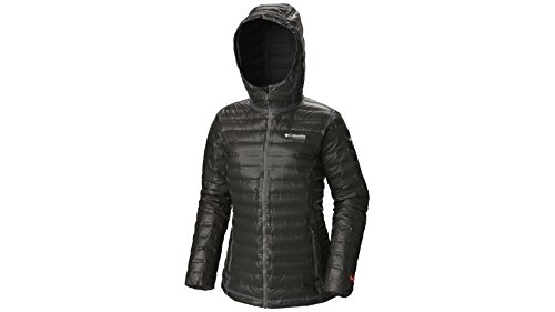 Columbia Women's Outdry Ex Gold Down Jacket Small Black