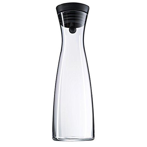 WMF 0617726040 Wasserkaraffe 1,5 l schwarz