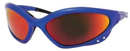MILLER Shade 5.0 Welding Safety Glasses, Scratch-Resistant