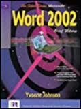 Microsoft Word 2002, Johnson, Yvonne and Toliver, Pamela R., 0130088501