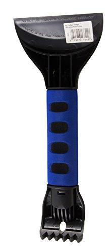 Hopkins Subzero 16621 Ice Crusher Ice Scraper (Colors May Vary)