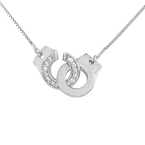 Inspired By Tiffany Zirconia Necklace - 2