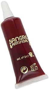 Sanromá - Broma  sangre artificial
