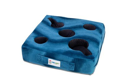 Cup Cozy Deluxe Pillow - The world's BEST cup holder! Keep y