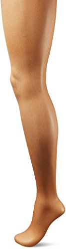 Smoother Sheer Control Top Pantyhose - L'eggs Women's Everyday Control Top Panty Hose, Suntan, B
