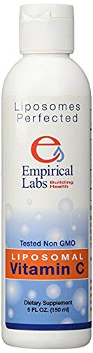 Liposomal Vitamin C Highest Quality Includes Proper Amount of Phosphatidyl Choline (PC) - 5 FL OZ