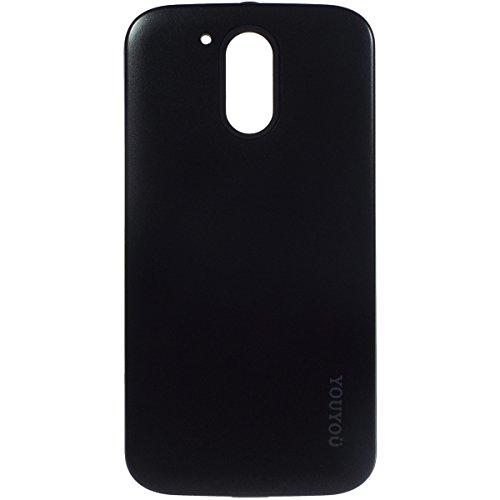 Capa Motorola Moto G4 / G4 Plus - Anti-Impacto Grafite