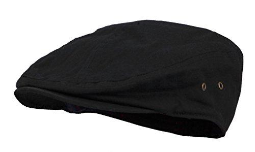 Men's Cotton Summer Newsboy Golf Ivy Classic Cap Hat (Sox Classic Cotton)