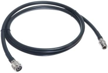 600C-NMNF-45 Times Microwave Coaxial Cable Assembly LMR-600 N-Male to N-Female Connectors 45