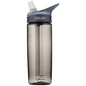 CamelBak Eddy Water Bottle, 0.6 L, Charcoal