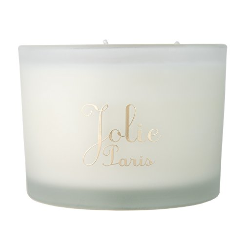 Jolie Sustainable Luxury Candle, bel esprit (jamine & lily) 13 Ounce