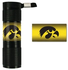 Hawkeyes Iowa Ncaa (NCAA Iowa Hawkeyes LED Flashlight)