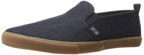 Ben Sherman Casual Shoes (Ben Sherman Men's Bradford Slip on Fashion Sneaker, Denim, 9.5 M US)