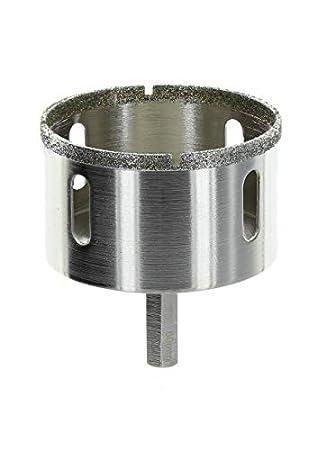 Gut bekannt Diamant Bohrkrone 6-Kant Ø 60 mm Keramik Nassschnitt Fliesenbohrer KU54
