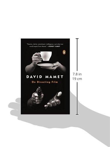 On directing film david mamet 9780140127225 amazon books fandeluxe Choice Image