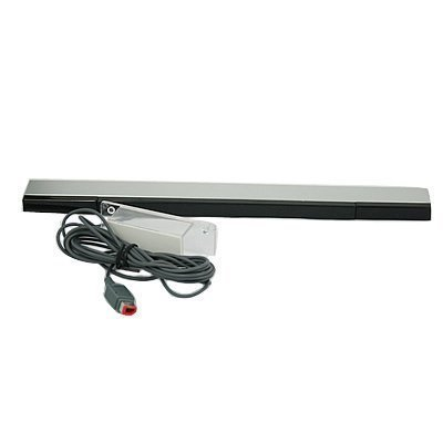Importer520 Wired Infrared Sensor Bar for Nintendo Wii