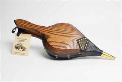 Jamestown Bellows - Oak by Johnny Beard