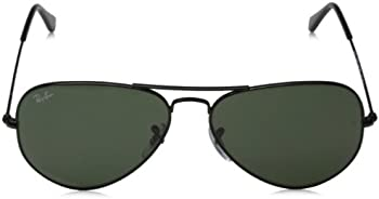 Ray Ban RB3025 Aviator Metal Sunglasses