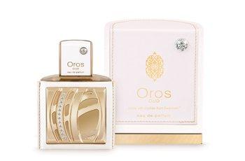 Armaf Oros Oud 1.7 Oz Eau De Parfum Spray for Men with Swarovski ElementsSpecial Free Gift with Purchase