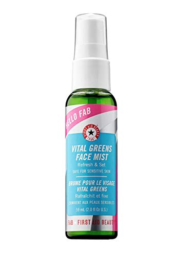 First Aid Beauty Green Mist