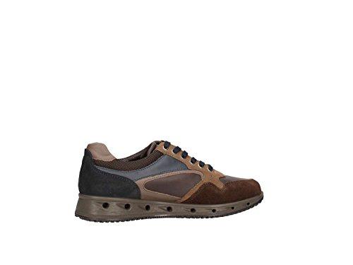 Ulsgt Blu Basso Sneaker 8747 IGI amp;CO Uomo a moro7fango Collo T Onqf6gwp