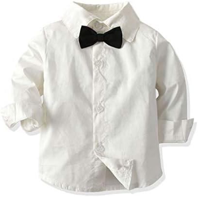 Geilisungren 3pcs Ropa Bebe niño Conjuntos Camisas de Manga ...