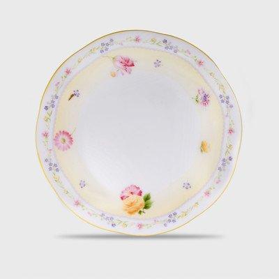 Jeune Fleur Cake Plate -