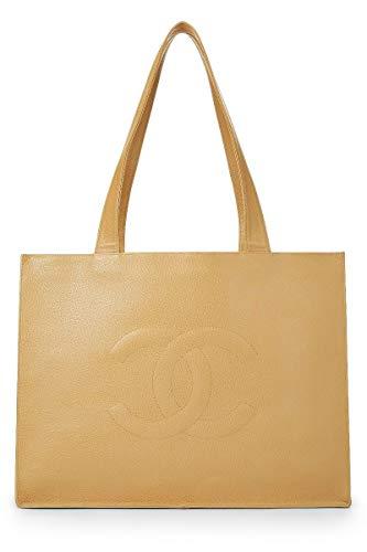 Chanel Beige Handbag - 7