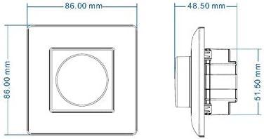 KOOB KL Regulador Dimmer LED 0-10V