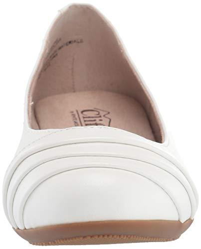 CLIFFS BY WHITE MOUNTAIN Women's Ballet Flat