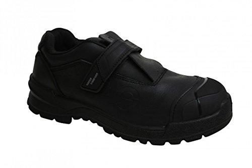 Sanita Lava Rock Chaussures soudeur S3Noir