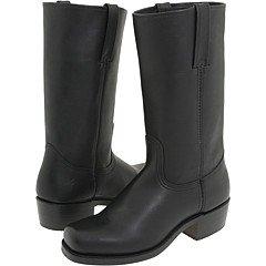 FRYE Men's Cavalry 12L Boot Square Toe Black 11 D(M) US