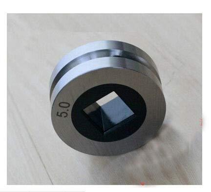 (Jammas Linclon submerged arc welding trolley wire feed wheel Gantry welding wire feeding wheel specification: 43.5-19-7MM)