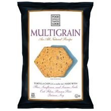 Food Should Taste Good Multigrain Tortilla Chips, 1.5 Ounce - 24 per case.