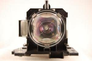 Hitachi CP-X401 Projector lamp Replacement Bulb with housing Replacement lamp