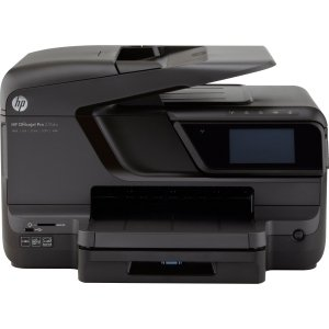 HP Officejet Pro 276DW Inkjet Multifunction Printer - Color - Plain Paper Print - Desktop - Copier/Fax/Printer/Scanner - 20 ppm Mono/15 ppm Color Print - 1200 x 1200 dpi Print - 25 cpm Mono/25 cpm Color Copy - Touchscreen - 4800 dpi Optical Scan - Automat
