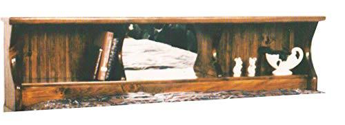 (Strobel Organic 9730HLWSDPorQO Portland Headboard Queen Oak Finish)
