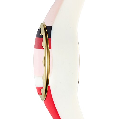 Kate Spade New York Kate Spade Scallop Tracker Multicolored Striped Scallop Activity Tracker Bracelet by Kate Spade New York (Image #2)