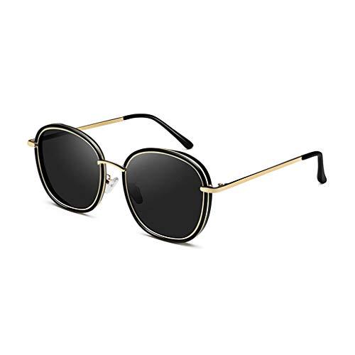Des Avant Retro Fashion Style de Femme soleil lunettes Big Sport A Soleil Box Femme Garde Star de Lunettes Personality arq1Xa