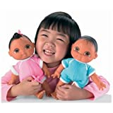 : Fisher-Price Dora Cuddle and Care Twins