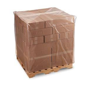 Laddawn Pallet Covers, 2 Mil, 44 X 36 X 88, Clear, 70/Case