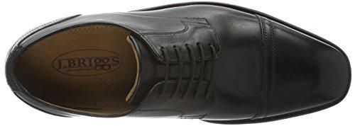 J Derby Noir briggs Goodyear Homme Chaussures schwarz 001 rqXrZtFx