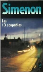 Book Les 13 Coupables (Presses-Pocket)