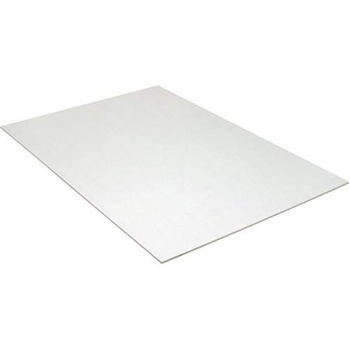 "Pacon Corporation 5510 Foam Board, 20""x30"", 3/16"" Thick, 10/PK, White from Pacon"